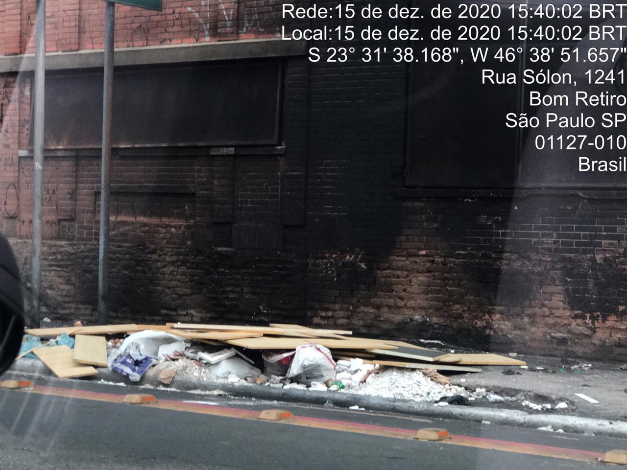 Rua Solon 1 Ajuda SP Centro