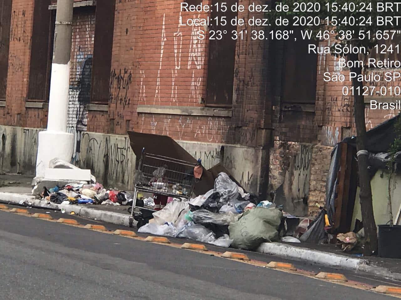 Rua Solon 3 Ajuda SP Centro