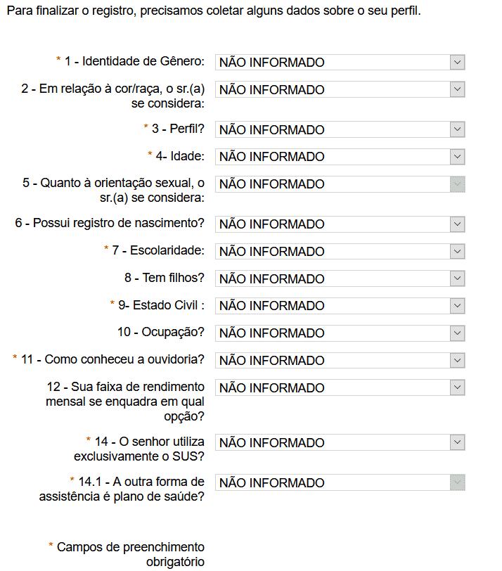vigilancia sanitaria perfil