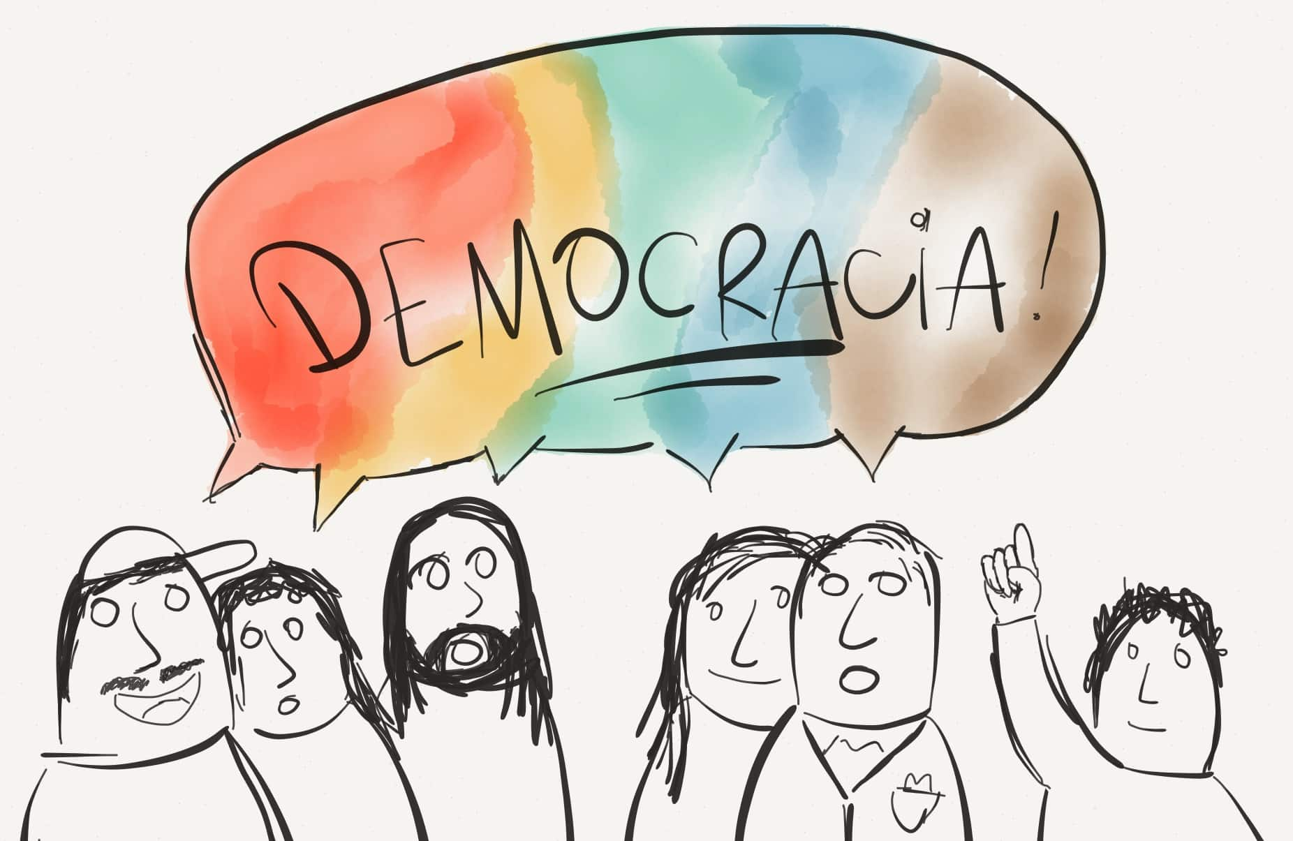 democracia ajudaspcentro